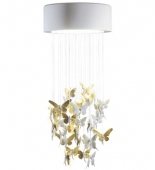 NIAGARA CHANDELIER 0.60M GOLD (CE/UK)