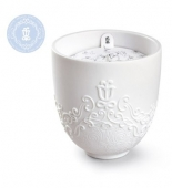 VOLUTES CANDLE-MEDITERRANEAN BEACH