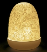LACE DOME LAMP