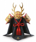 Samurai Helmet (Red)